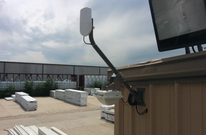 Lumber Yard PmP / WiFi
