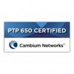 Cambium Certifications PTP 650